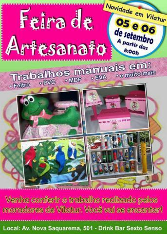 Feira-Artesanatos-Vilatur